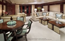 M/Y Lady Joy Interiors