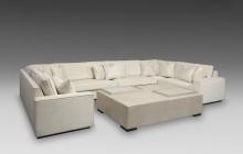 Durante Furniture custom sectional sofa