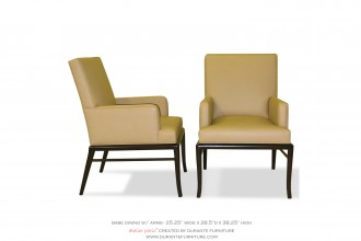 Durante Furniture Babe Series Armed Dining Chair