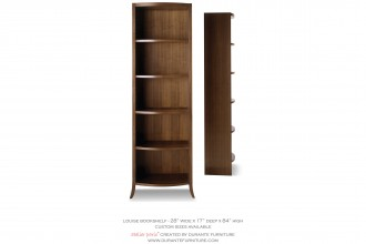 Durante Furniture Louise Series Bookshelf