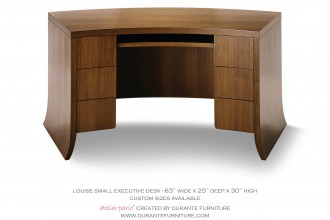 Durante Furniture Louise Series Executive Desk