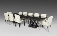 Durante Furniture Custom Dining Salon Table