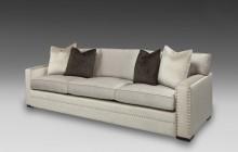 Durante Furniture Custom Velvet Sofa