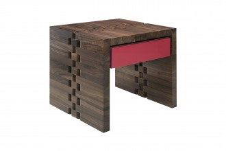 Durante Furniture Cardin Series Table with Drawer
